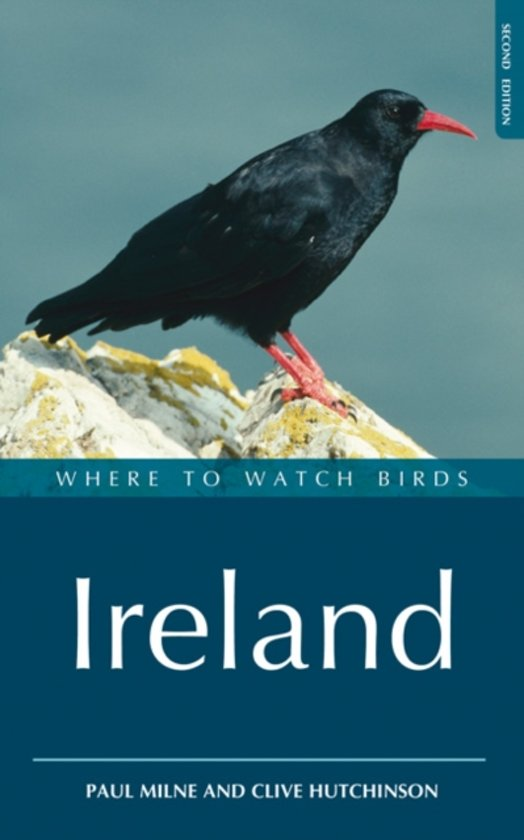 Where to Watch Birds in Ireland Book