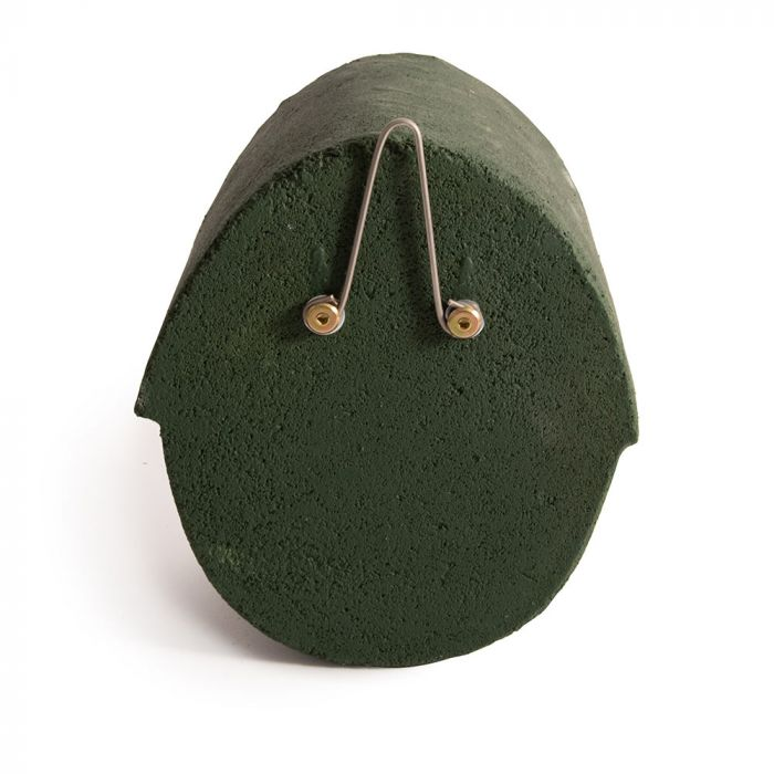 WoodStone® Alicante 32mm Oval Hole Nest Box (Green)