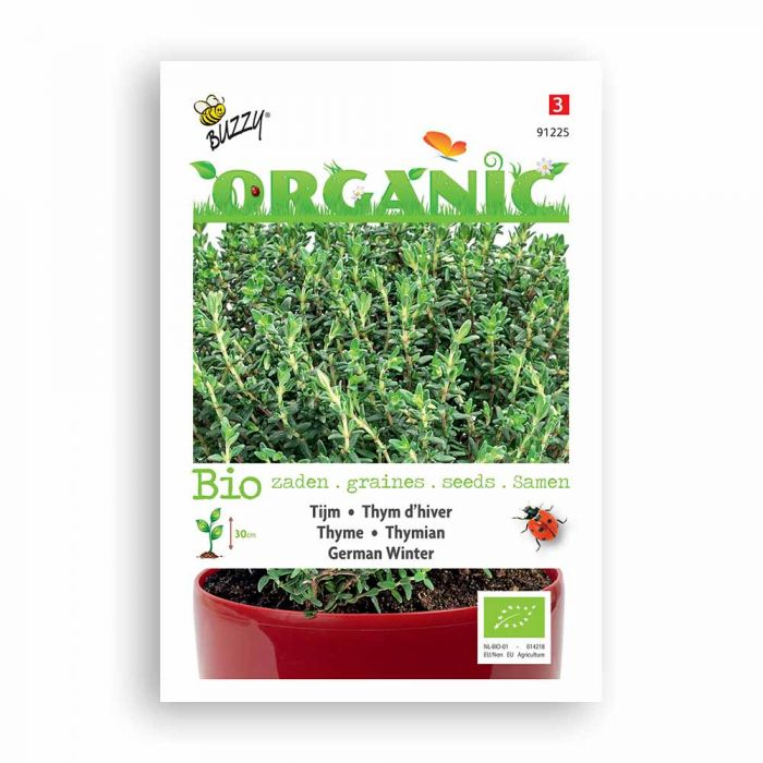 Buzzy® Organic Thyme English Winter (BIO)