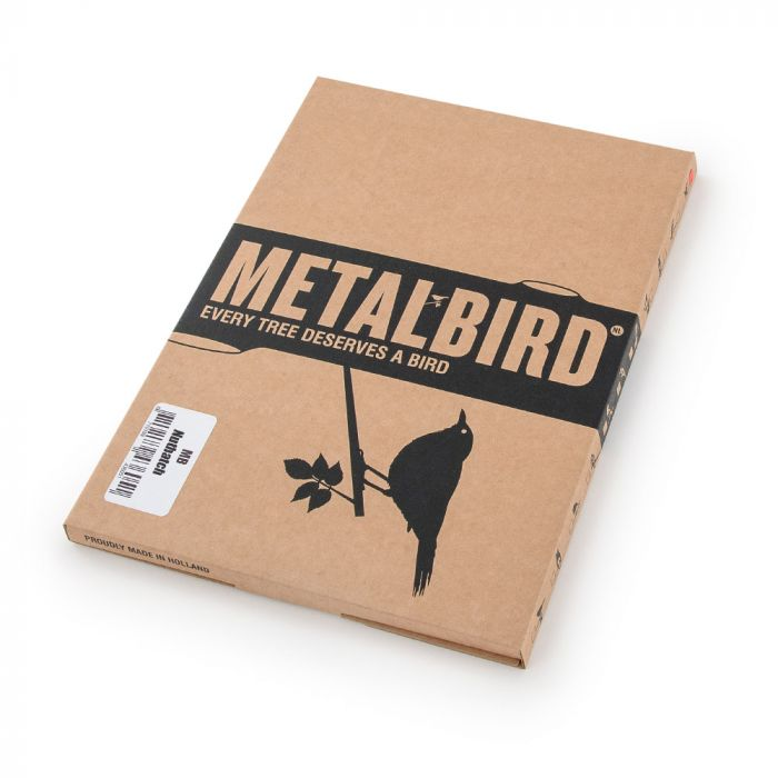 Nuthatch Metal Bird