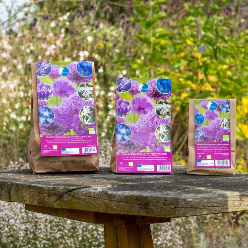 Bees and Butterfly Deluxe Bulbs