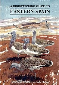 Image of A Birdwatching Guide to Eastern Spain