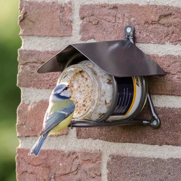 Peanut Butter for Birds - with Nuts