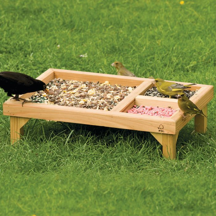 Selection Bird Table