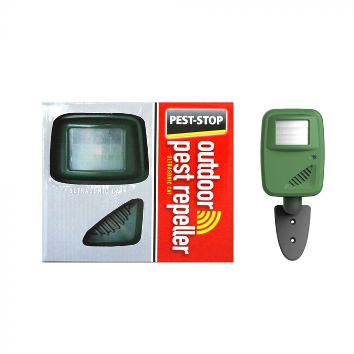 Outdoor Ultrasonic All Pest Repeller PSOR-UA