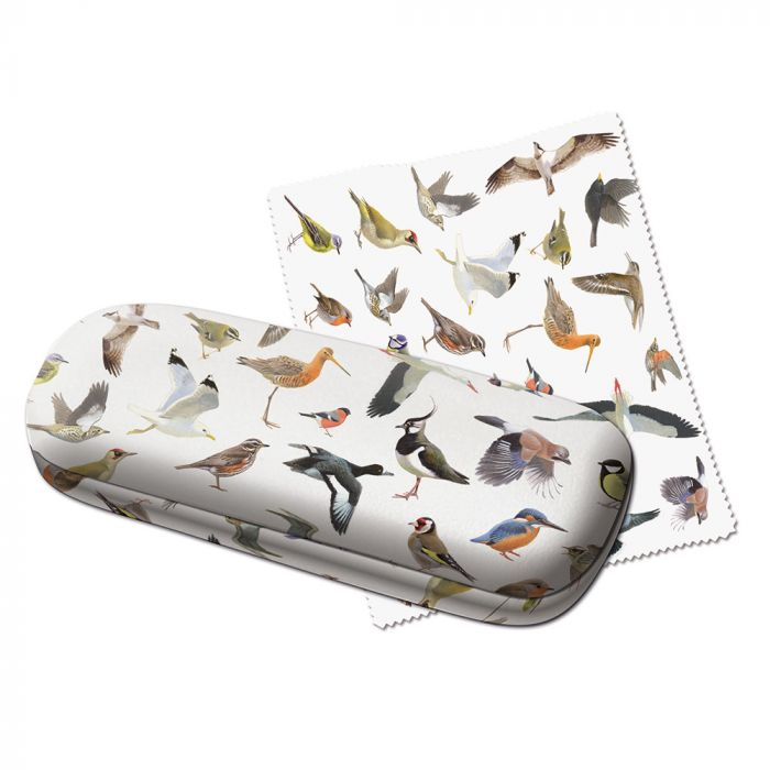 Glasses Case with Birds