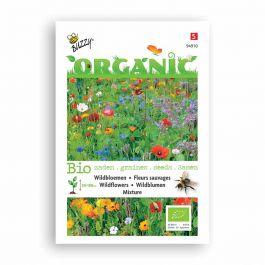 Buzzy® Organic Wildflower Mixture(BIO)