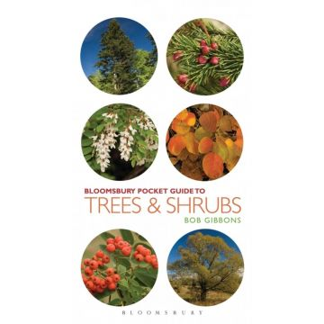 Bloomsbury Pocket Guide to Trees and Shrubs Book