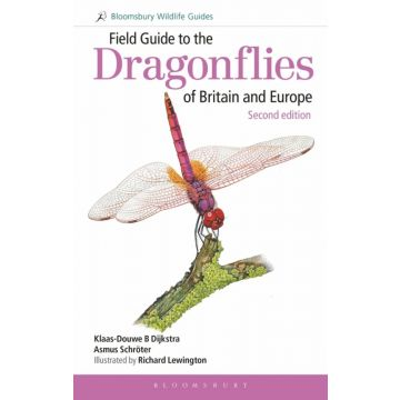 Field Guide to the Dragonflies of Britain and Europe Book