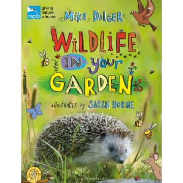 RSPB Wildlife in Your Garden Book