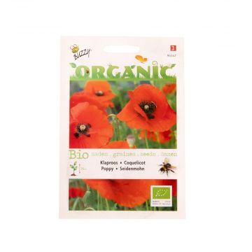 Buzzy® Organic Red Poppy (BIO)