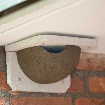 WoodStone® House Martin Nest - Single (Left Entrance)