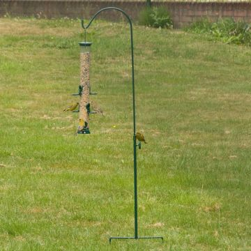 Feeder Pole Single - Green