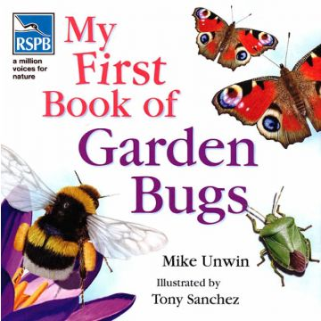 My First Book of Garden Bugs