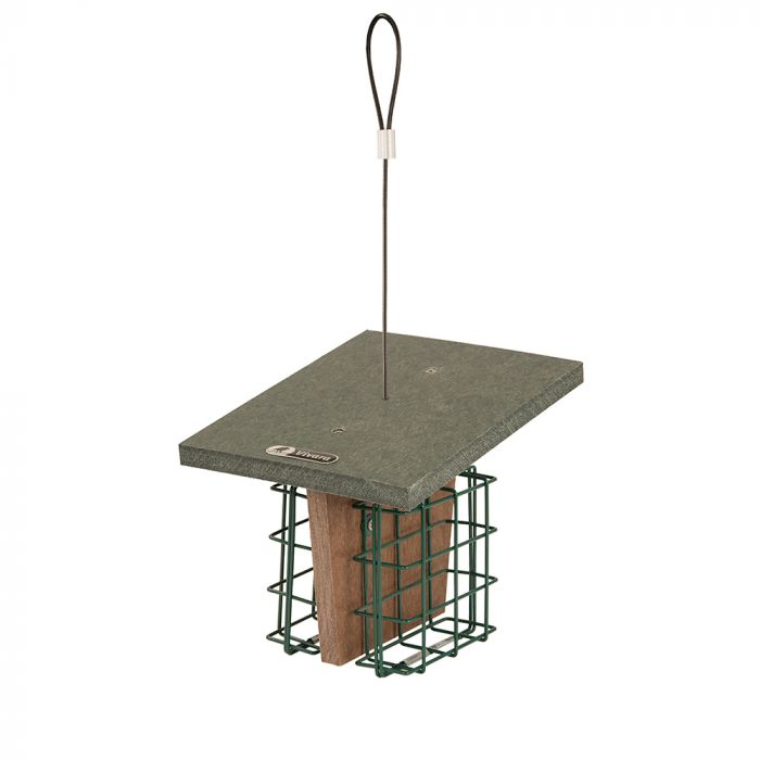 Monviso Recycled Peanut Cake Square Feeder