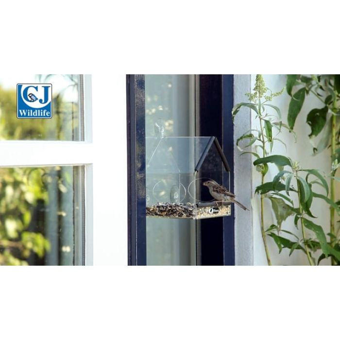 Samos Window Feeder
