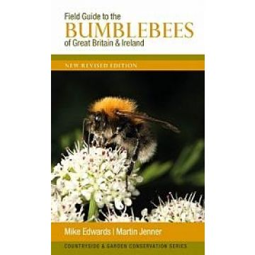 Field Guide to the Bumblebees of Great Britain & Ireland Book