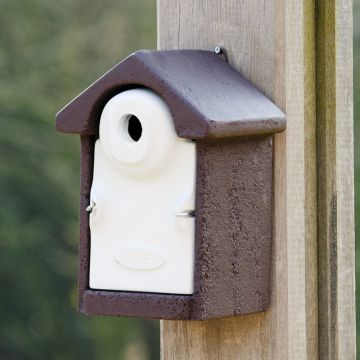 WoodStone® Seville 28mm Nest Box (Brown)