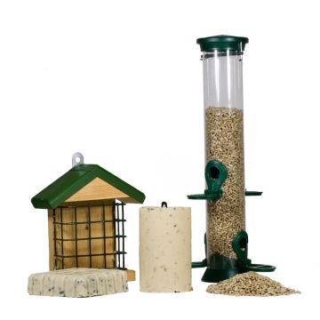 Bird Feeding Starter Pack