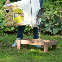 Bird Food Secure Storage Bucket